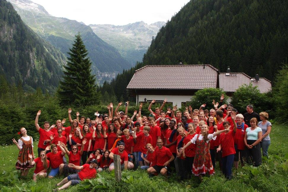 2. Internationales Jugendcamp in Mallnitz